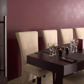 Pvc pro Walls for hostels and restaurants
