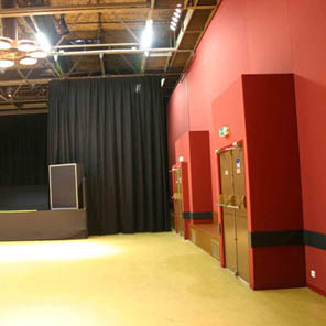 Pvc pro Walls for cultural and education domain